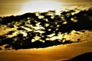Soleil....magie du soir...