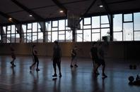 A Cessy, du basket...