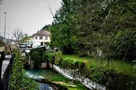 En visite de village....un beau village de ma région...