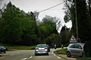 A 20 km a l'heure...de Franche-Comte à l'Ain...