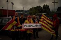 Catalans dans la ville d'Oyonnax...