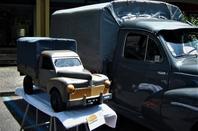 Expo des belles voitures...