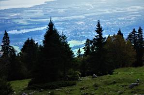 A la montagne.....en Suisse...