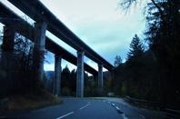 Sur la route de la région...