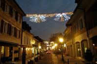 Décembre...la ville...