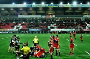 Au rugby....