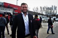 Après le mach....Oyonnax-Stade Français....
