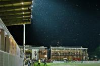 Stade CHARLES-MATHON...après le mach...