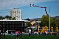 Oyonnax (rugby)-Provence rugby....