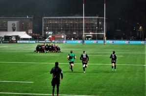 Oyonnax rugby-Biarritz Olympique....Pro D 2...