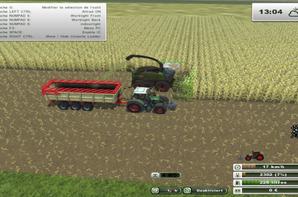 ensilage avec gus agricole