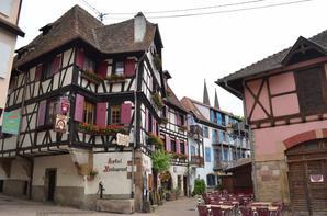 """Obernai : 2eme étape des """"plus beaux détours"""""""
