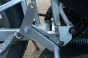 pedale lanceur