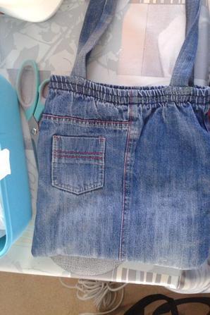 essai sac en jean