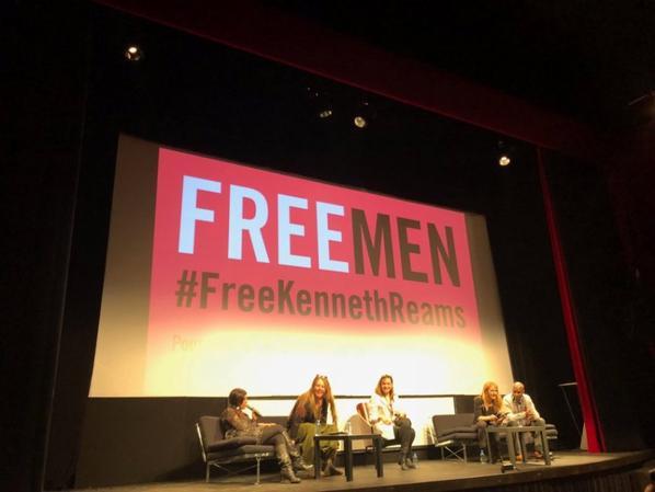 freemen la premiere du documentaire , l'histoire de mon mari