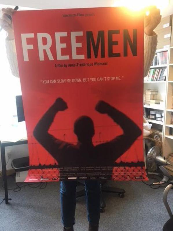 l'affiche freemen ,