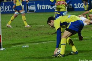 les marqueurs d'essais contre Biarritz