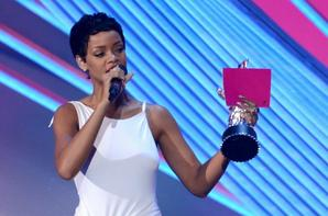 Rihanna is the only female artist to have two MTV VMAs for Video Of The Year