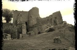 Le Château de Severac de sa Hauteur