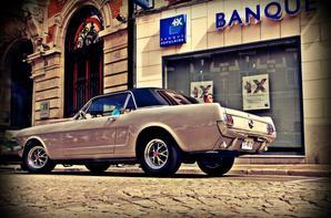 Mustang à Béthune Rétro