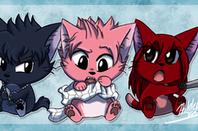 Serais-tu un p'tit chat fan de fairy tail?