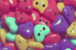 des bonbons kawaii