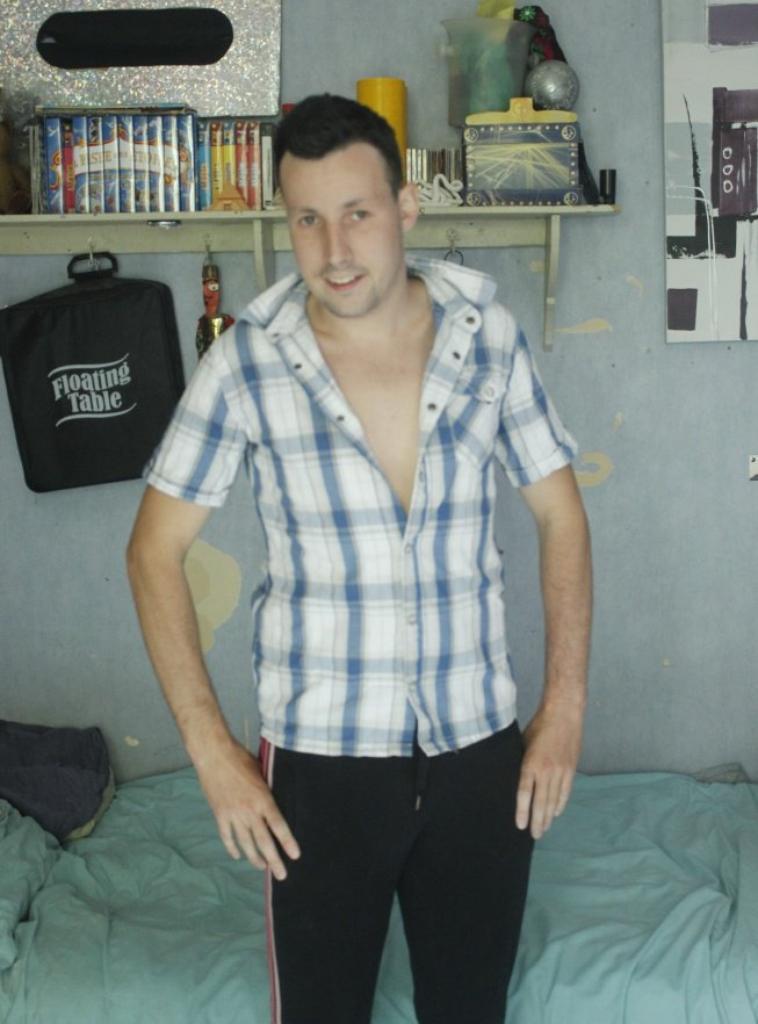 moi et ma chemisette et un tee sherte