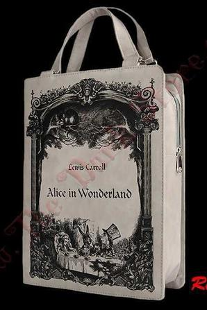Sac 'Alice in Wonderland'