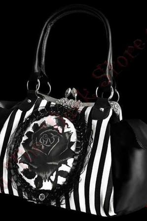 Sac 'BLACK ROSE'