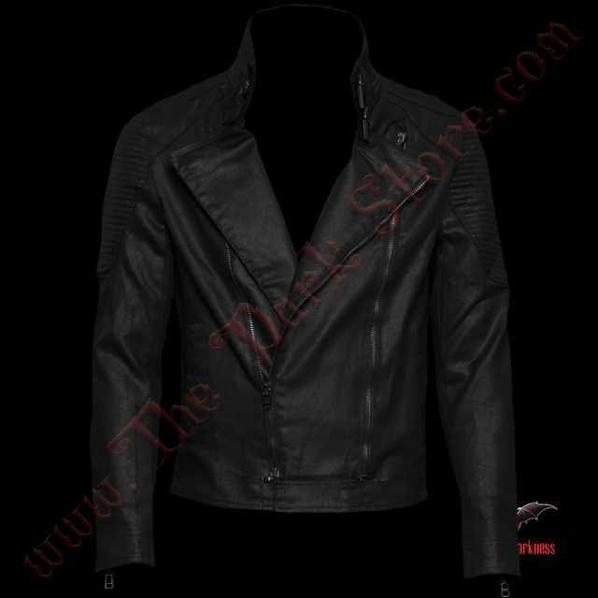 Veste Queen of Darkness 'Biker'