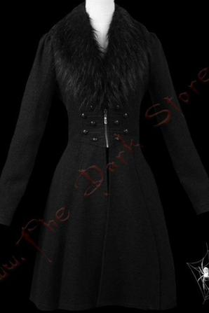 Manteau 'Black Fox'