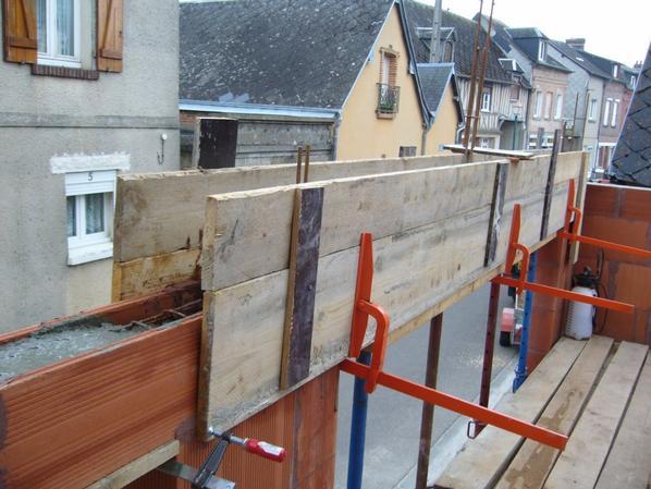Linteau Porte De Garage - Rénovation Galère