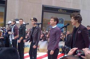 ● One Direction ; Today Show Part 1 ● ღ