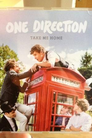 ● One Direction ; Take Me Home ● ღ