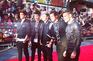 ● One Direction ; This is us Premiere ● ღ