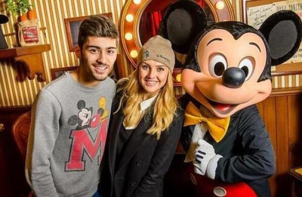● One Direction :Zayn M, Perrie E ● ღ