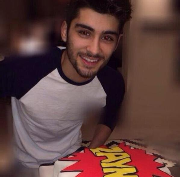 ● One Direction ; Zayn Malik Birthday   ● ღ