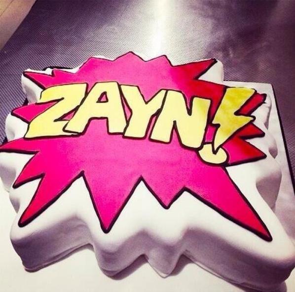 ● One Direction ; Zayn Malik Birthday   ● ღ