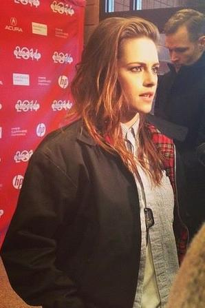 Kristen Stewart au Sundance film festival 2014