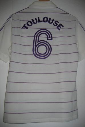 1984-85 TOULOUSE FOOTBALL CLUB