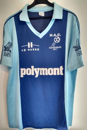 LE HAVRE ATHLETIC CLUB 1990-91
