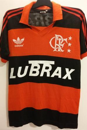CLUBE DE REGATAS DO FLAMENGO 1988-1992