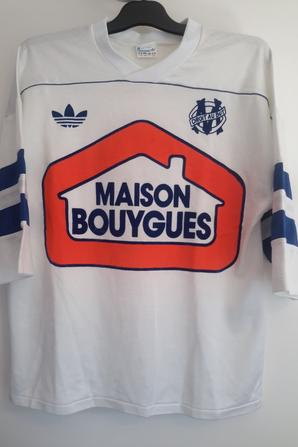 OLYMPIQUE DE MARSEILLE 1986/87
