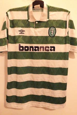 SPORTING CLUBE DE PORTUGAL 1990/92