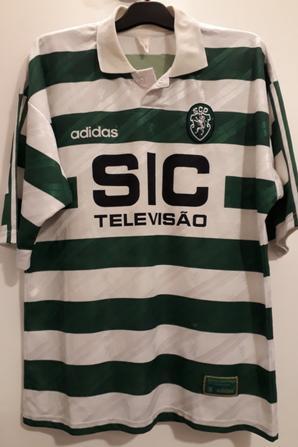 SPORTING CLUBE DE PORTUGAL 1995/96