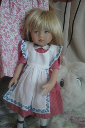 ALIZA mon autre Alice des temps modernes est arrivée !