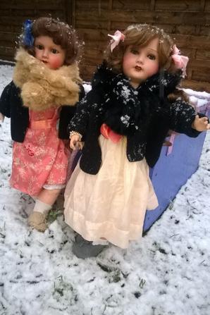 Ooooh, il neige !!!!!!!!!!!!!!!!!!!!!!