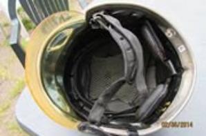 mon casque F1 que je recois demain