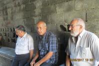 Les retraités de sonatrach Hassi-R'Mel chez si said