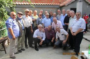 Les retraités de Hassi-R'Mel chez si-said